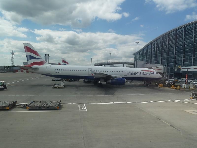 New British Airways seats