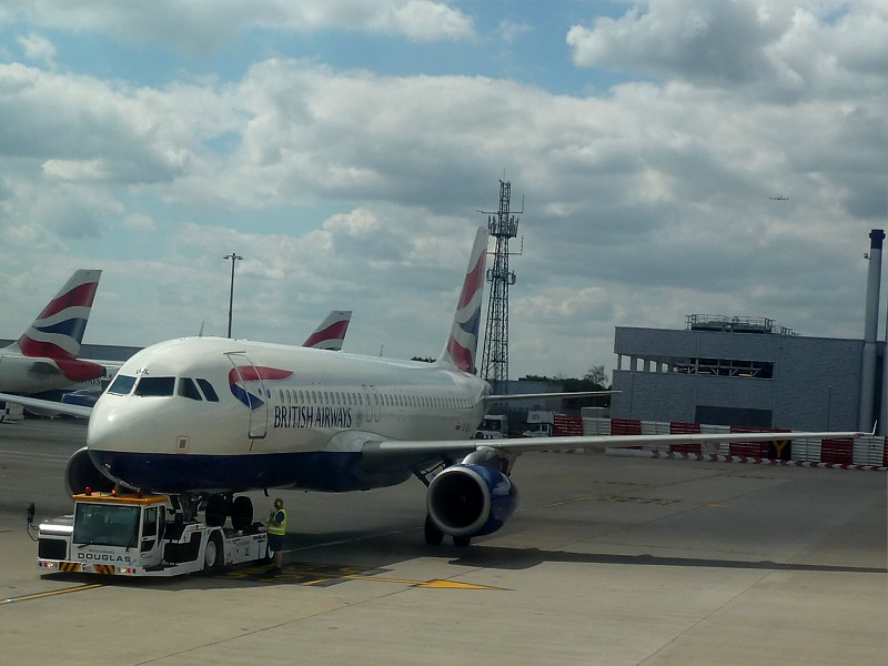British Airways joins AA Iberia