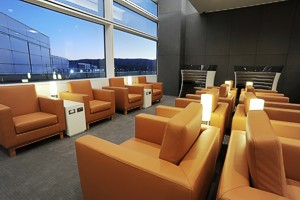 cathay opens SFO lounge 2