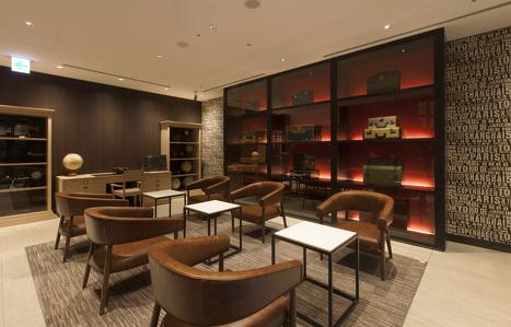 Japan Airlines Tokyos Haneda Lounge