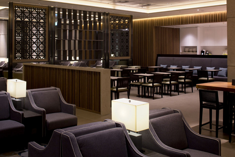 Plaza Lounge Heathrow 3