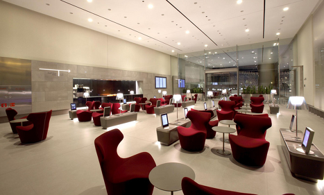 Qatar Doha Business Lounge