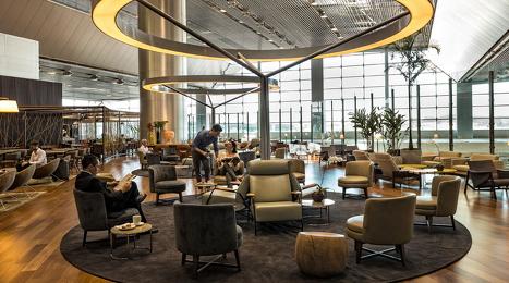 Star Alliance SanPaulo Lounge