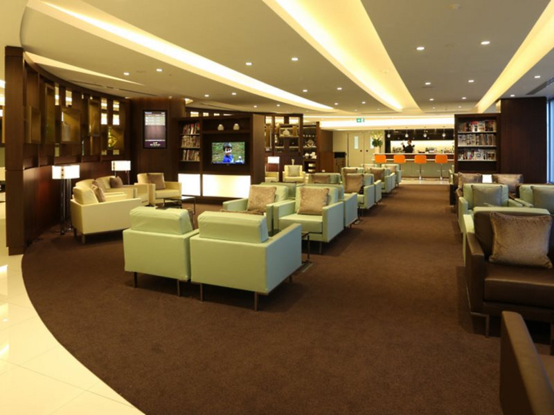etihad lounge sydney opens The new Etihad