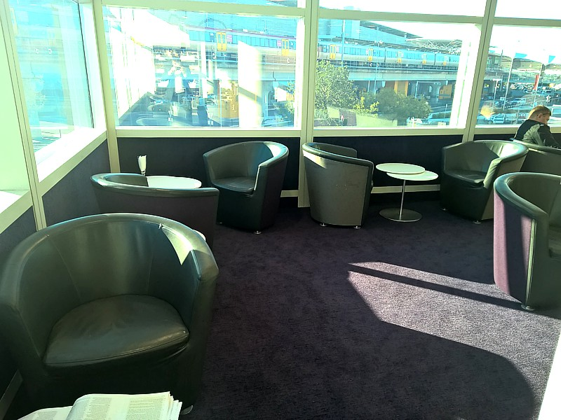 Virgin Australia Brisbane Lounge 2