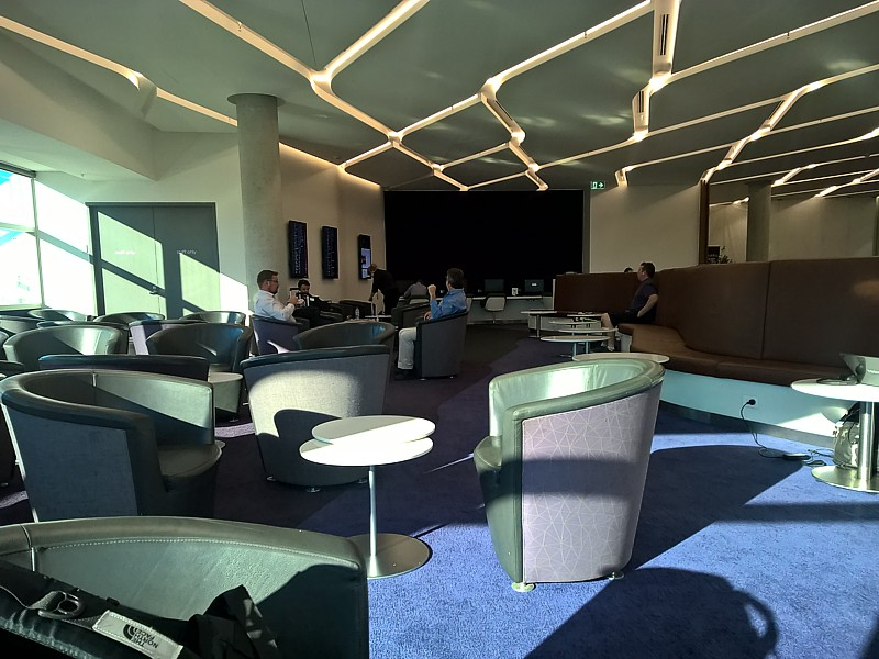 Virgin Australia Brisbane Lounge 3