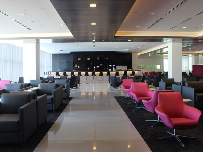 air newzealand auckland lounge 2