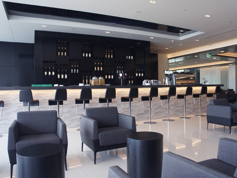 air newzealand auckland lounge 3