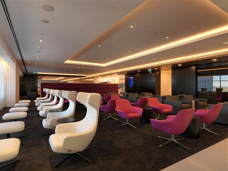 air newzealand sydney lounge