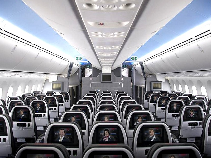 American Airlines Launch 787 Business Class