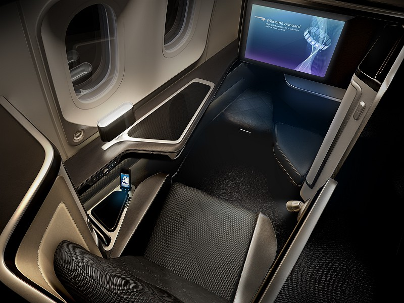 british airways 787 first class 2