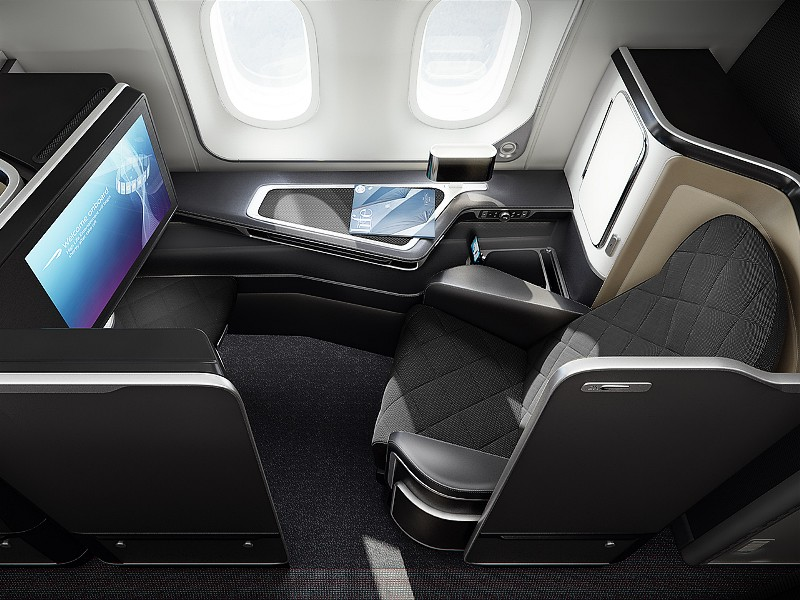 british airways 787 first class 4