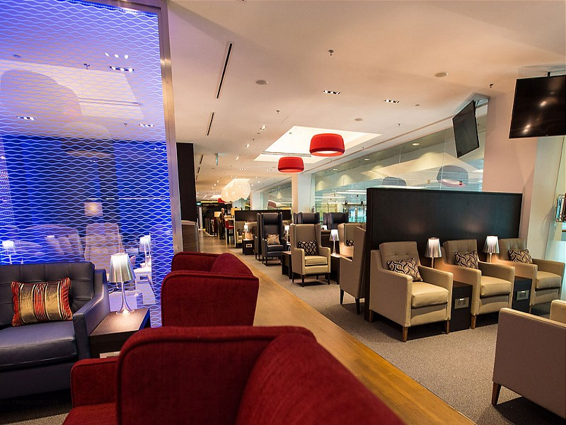 british airways singapore lounge