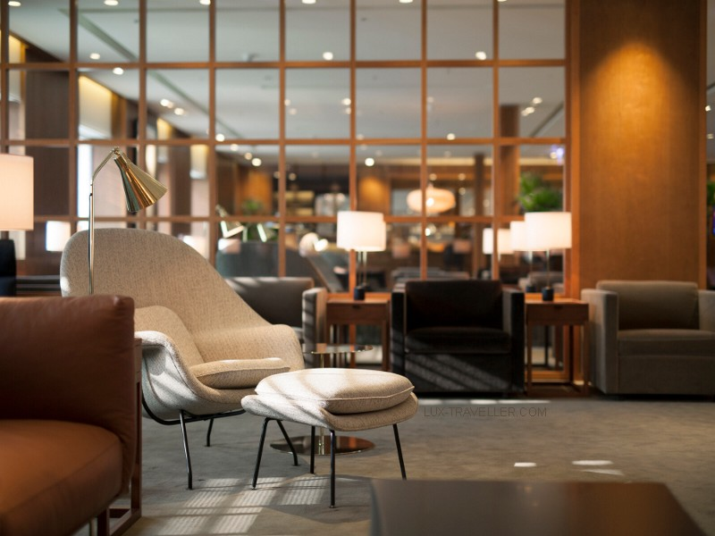 cathay pacific taipei lounge