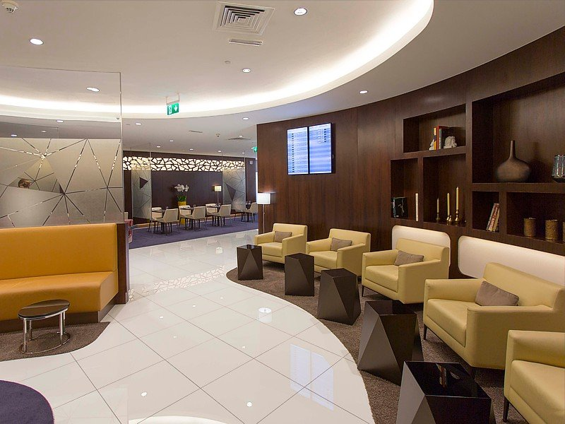 etihad lounge abu dhabi Etihad Lounge Abu