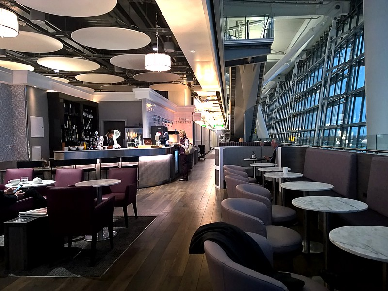 london heathrow terminal5 aspire lounge