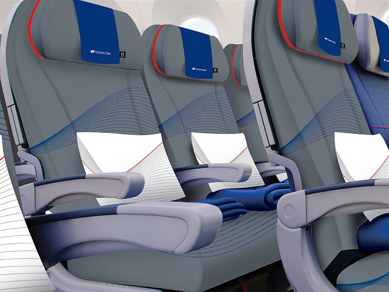 lot new business class seats LOT Airline new