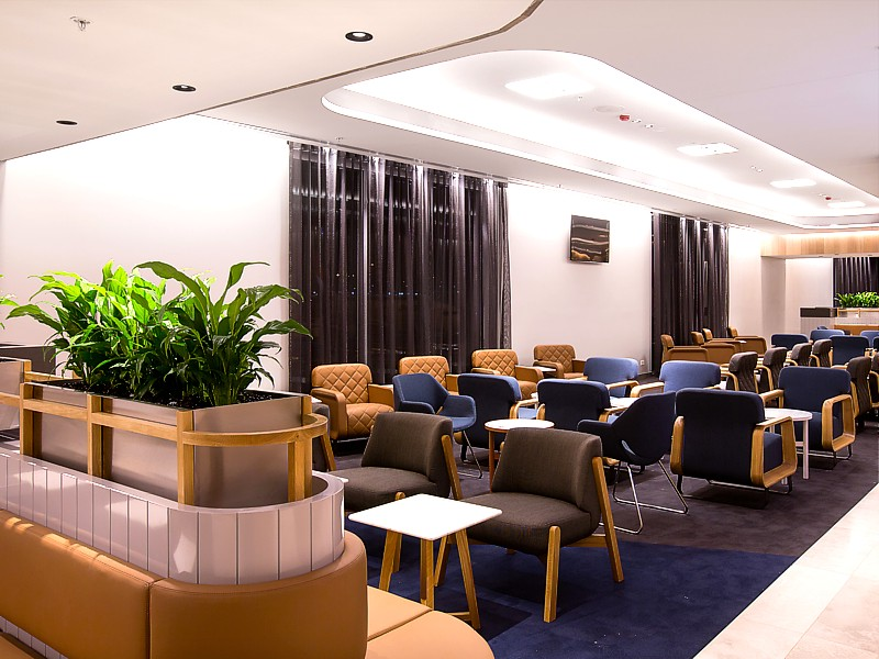 qantas perth business lounge