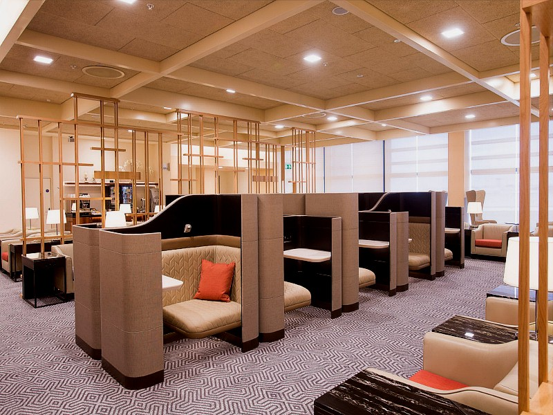 Singapore airlines opens new lounge at london heathrow - Singapore airlines office ...