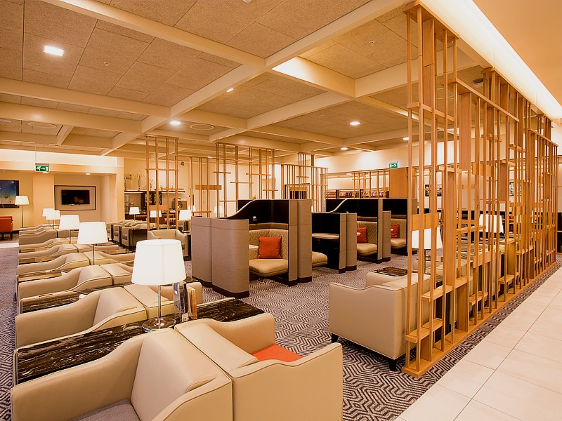 singapore airlines lounge london heathrow Singapore Airlines new