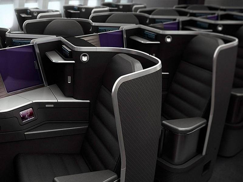 FlightMode Business Class On Virgin Australias B773 And A330