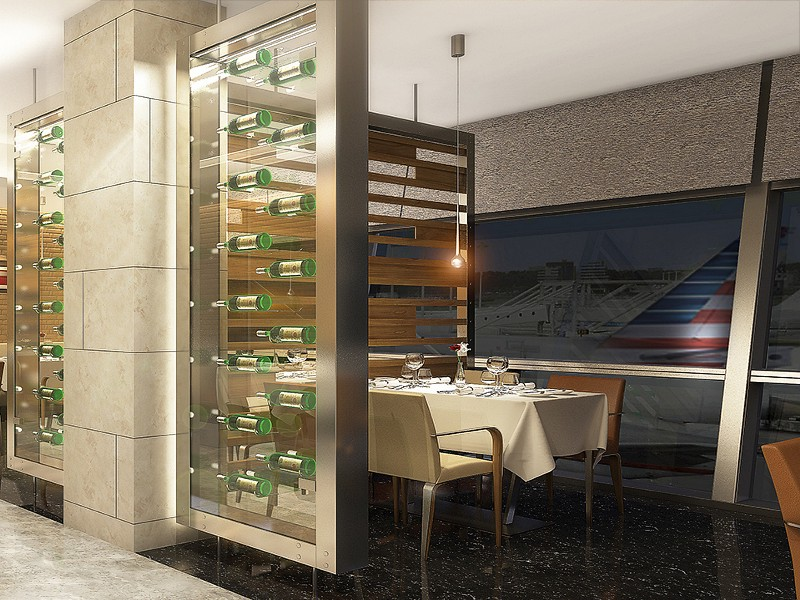 american airlines lounges refresh 2