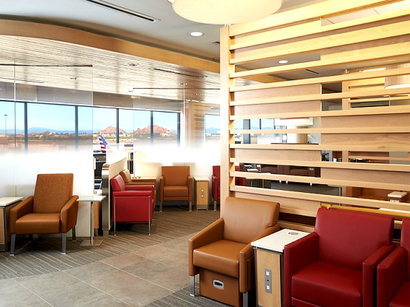 american airlines lounges refresh 5