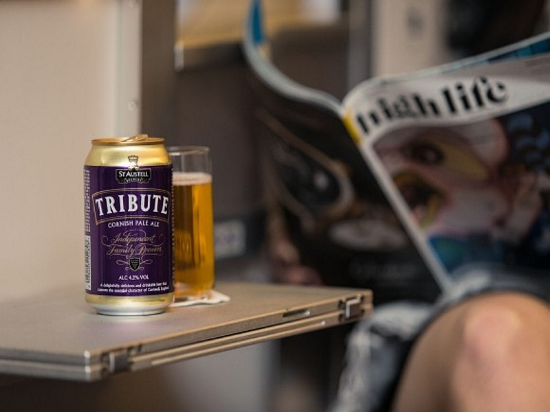 british airways tribute beer
