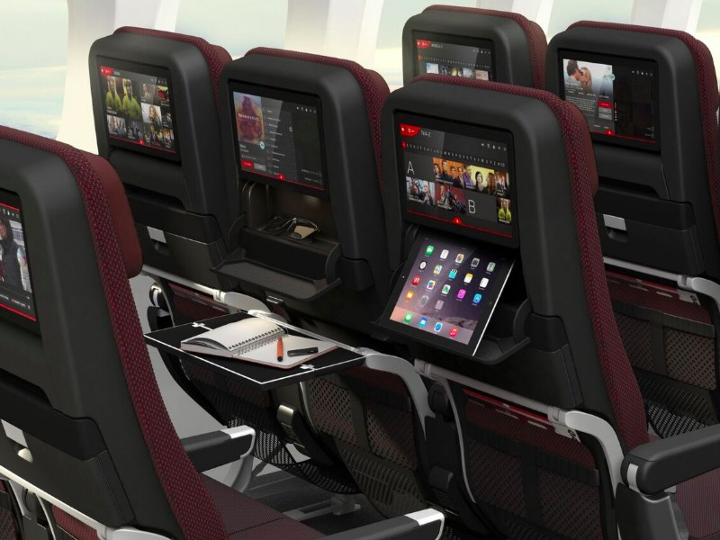 qantas 787 business economy seats 2