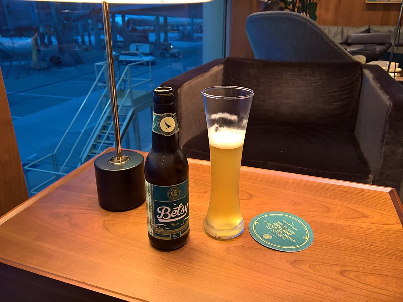Cathay Pacific Betsy Beer 2
