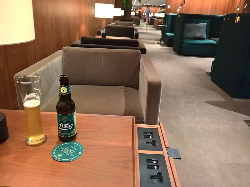 Cathay Pacific Betsy Beer 3