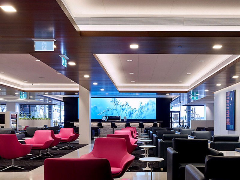 air new zealand melbourne lounge