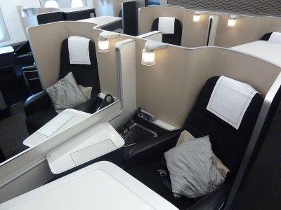 British Airways First Class Seat A380