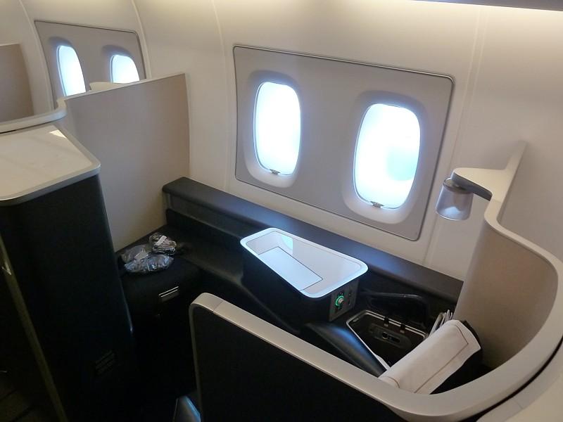 Trip Report British Airways First Class To Hong Kong