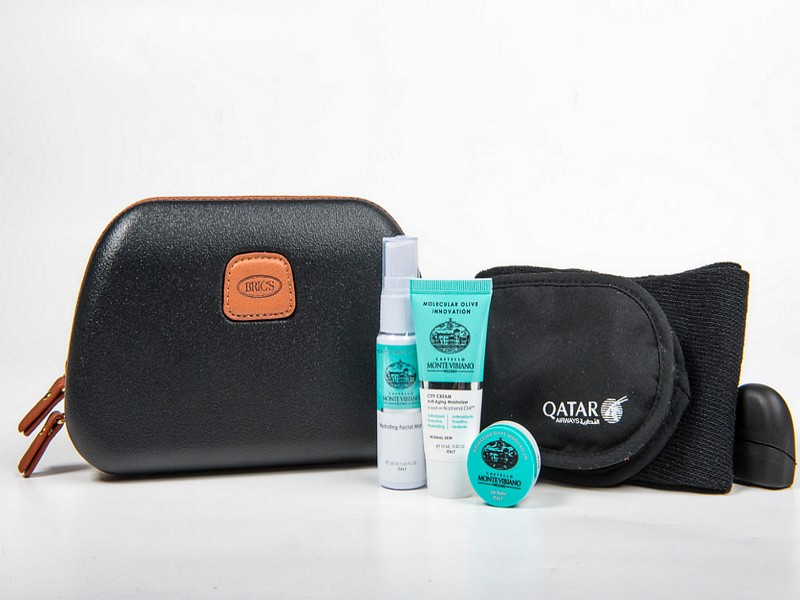 qatar airways amenity kit 4