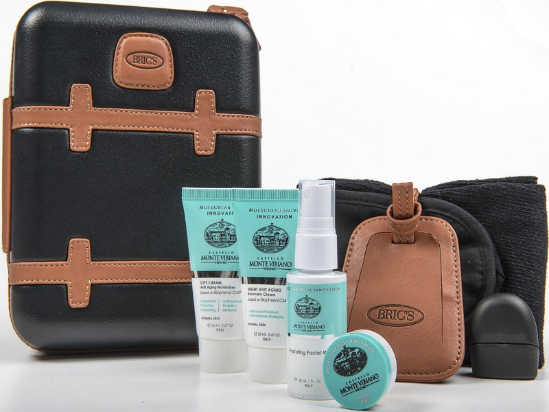 qatar airways amenity kit