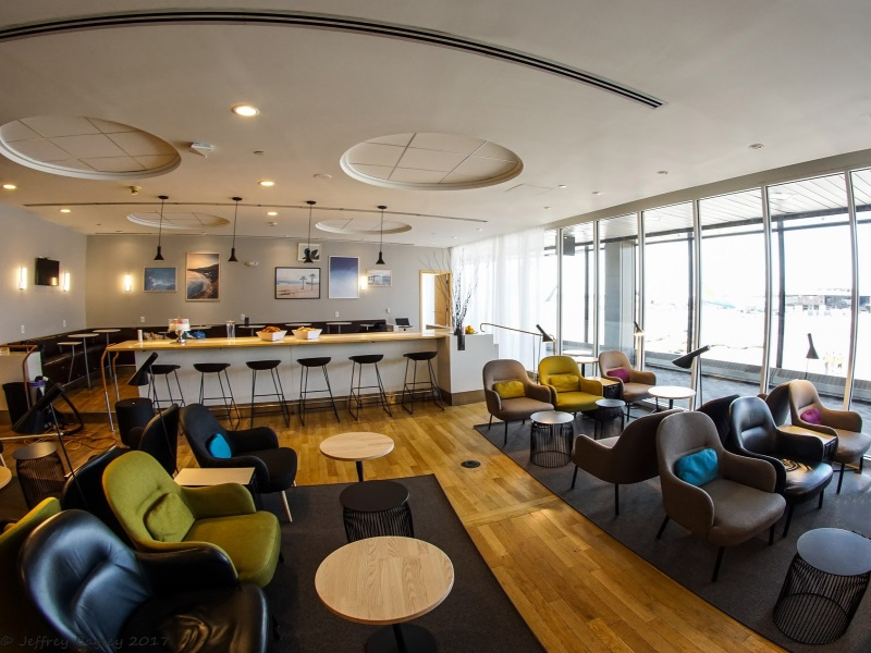 sas scandinavian lounge newark
