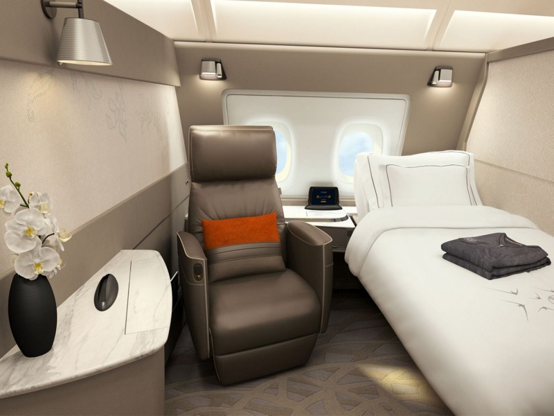 singapore airlines a380 seats