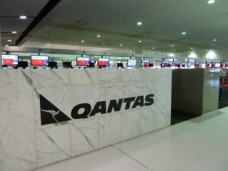 qantas uk australia nonstop